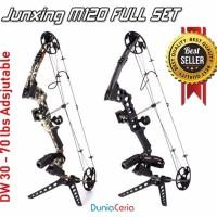 Busur Panah Junxing M120 Compound Bow