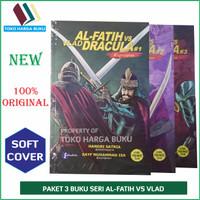 Seri Komik Al-Fatih VS Vlad Dracula Jilid 1 2 3 - Penerbit Salsabila