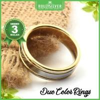Promo Cincin Kawin Duo Color Ring