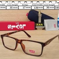 Murah frame kacamata   kacamata minus   frame levis   lensa 01d444a379