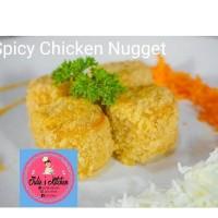spicy chicken nugget
