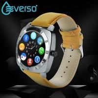 Everso Smartwatch Impor Dengan Strap Karet Untuk Pria/Wanita X3