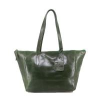 Tote Bag Kulit Premium FSL Green