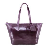 Tote Bag Kulit Premium FSL Purple