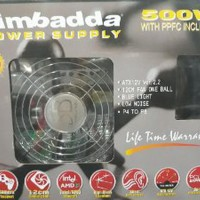 Harga Power Supply Simbadda 500 Watt Travelbon.com
