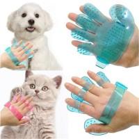 Sarung Tangan Massage untuk Grooming Anjing / Kucing