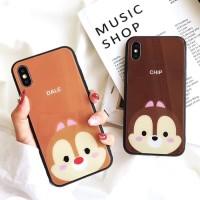 Itouch Iphone 4 5 5c 6 7 8 Plus CHIP DELE CUSTOM CASE