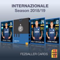 INTERNAZIONALE - INTER MILAN - Serie A season 2018/19