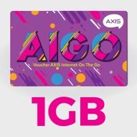 Grosir Voucher Aigo Axis 1GB 30 Hari