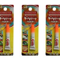 Kenmaster Lem Power Glue 3 Pcs