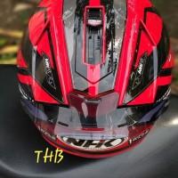 Promo spoiler helm NHK GP1000 clear / smoke