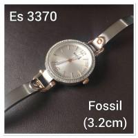 Jam Tangan Wanita Fossil ES3370 | ES 3370 Original BLK