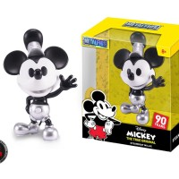 Promo Jada Metals Figure 4in Disney Steamboat Willie MICKEY MOUSE