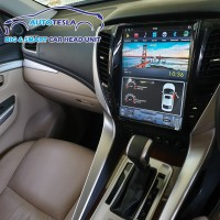AUTOTESLA | HEADUNIT TESLA 12in- ALL NEW PAJERO 2017-2018 CKD