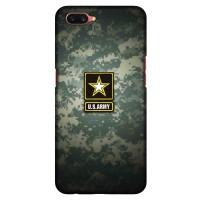 Harga casing custom full print oppo a3s us army camo logo 1 | Pembandingharga.com