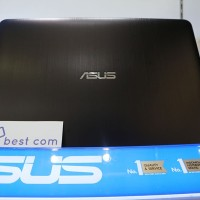 "Laptop ASUS X441BA AMD A6-9225/4GB/1TB/DVDRW/RADEON R2/14""/WIN10/BROWN"