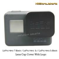 Lens Cap Cover For GoPro Hero 5 Black With Logo