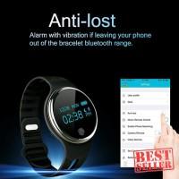 Eksklusif Jam Tangan Pintar Excelvan E07 Smartwatch Bluetooth Anti Air