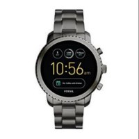 [MAMAUPI.SHOP] smartwatch fossil Q Explorist gen 3 FTW4001 smoke grey