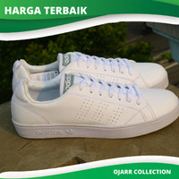 ready Sepatu Adidas Neo Advantage Full White Pria Wanita PREMIUM CLEAN 7d3adfd9b1