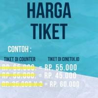 Harga Tiket Bioskop Jakarta Hargano.com
