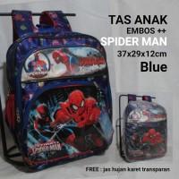 Harga Spider Man Biru Travelbon.com