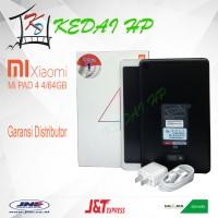 XIAOMI MI PAD 4 LTE 4/64GB - GARANSI DISTRI 1 TAHUN