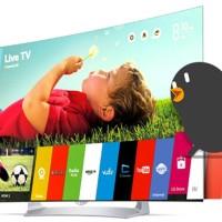LG 55EG910T 55 inch OLED 3D SMART TV Curved Garansi Res Berkualitas