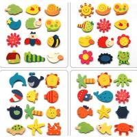 Jual Magnet kulkas mini lucu bisa untuk tempel notes & mainan anak Murah