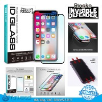 Ringke iPhone X / Xs ID Full Tempered Glass Case Friendly ORIGINAL
