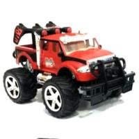 RC Jeep Driver mainan mobil remote control