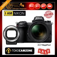 Harga nikon z7 mirrorless digital camera with 24 70mm | Pembandingharga.com