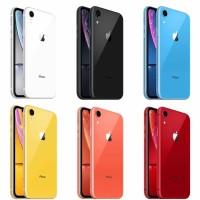 Harga iphone xr 256gb dual sim fisik garansi hongkong segel apple | Pembandingharga.com