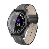 Terbaik Baru Smartwatch DT19 Panggilan Handsfree Bluetooth Heart Rate
