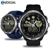 Terbaik Zeblaze Vibe 4 Hibrida Kasar Hybrid Smartwatch 50 M Tahan Air