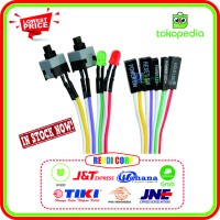 Kabel Front Panel (Power Switch)