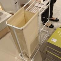 Laundry cart / Tempat Laundry