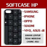 Softcase Casing HP Qwerty Keyboard Samsung Iphone Xiaomi Oppo Asus