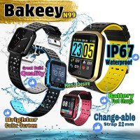 Bakeey N99 - Great Colorful - Rival of Zeblaze Crystal 2 Smartwatch
