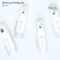 Anima Herbal Tooth Paste for Dogs & Cats Pasta Gigi Anjing Kucing 30gr