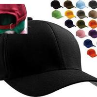 Topi Basebal Baseball Polos Pria Wanita Pengait Besi Tumblr Cap Spor 788332695e