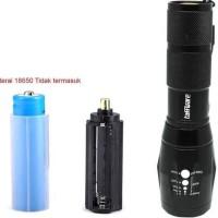 Hot Promo Senter Led Cree Laser Terang E17 Xm-L T6 2000 Lumens 18650 /