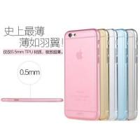 Remax Crystal Series TPU Protective Softcase for iPhone Berkualitas