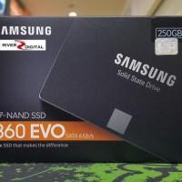 Ssd Samsung 860 Evo 250Gb 2.5