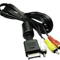 Kabel Av Original Ps2 Playstation Ps2 Kabel Komponen Ps2 / Ps 2