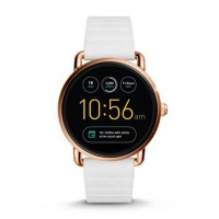[MAMAUPI.SHOP] SMARTWATCH FOSSIL Q WANDER WHITE SILICONE FTW2114 GEN 2