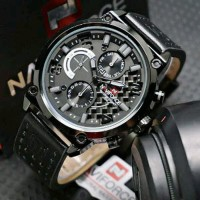 Jam Tangan Pria Elegant Exclusive NAVIFORCE MONSTER Original S Murah