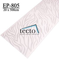 TECTO Plafon PVC EP-805 (20cm x 500cm)