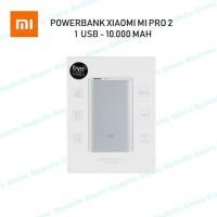 Powerbank Xiaomi Mi Pro 2 10000MAH FAST CHARGING power bank Ori