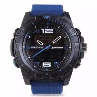 jam tangan eiger baitou watches black navy